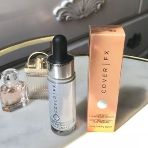 CoverFX (Cover FX) Custom Enhancer Drops Halo NIB